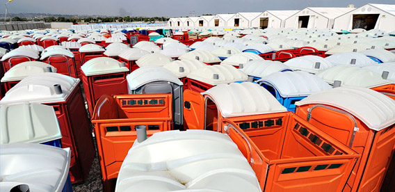Champion Portable Toilets in Hoover, AL